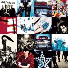 Achtung Baby U2 Album Cover